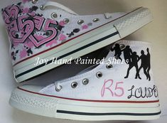 R5 Converse R5 Custom Sneakers Custom Hand Painted Shoes for women/men  #Note: *Processing and Shipping Time *Time for processing: 3-7 business