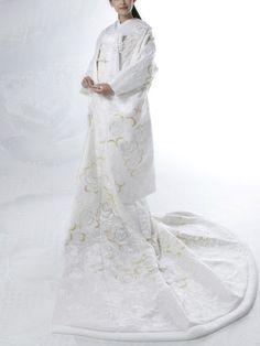 [白無垢] 4716 | YUMI KATSURA OFFICIAL WEBSITE|ユミカツラ公式サイト|ブライダル ウエディングドレス