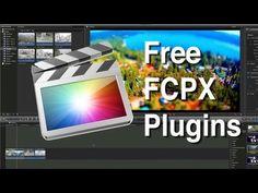 Free Final Cut Pro X Plugins