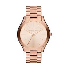 Relógio MICHAEL KORS Slim Runway Relogio Feminino Mk, Relogio Branco,  Relógios Masculinos, Acessórios ebc720315f