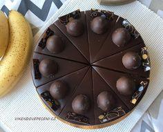 Kubánský dort Cheesecake, Pie, Pudding, Cupcakes, Chocolate Cakes, Tarts, Food, Torte, Mince Pies