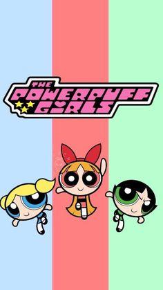 background, the powerpuff girls, and wallpaper image