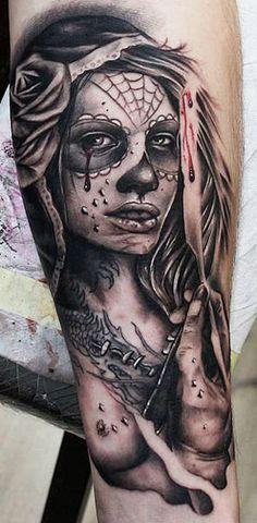 Tattoo Artist - Mikko Inksanity