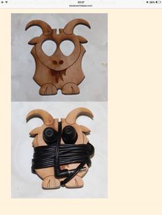 Tinnitus Treatment - Safe and Effective Treatment for Ear Ringing. Discover The Best Tinnitus Treatment Today! Earbud Holder Diy, Headphone Holder, Earphones Wrap, Leather Wallet Pattern, Wooden Words, Cord Organization, Cnc, Clay Creations, Leather Craft