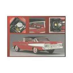 The classic Ford Edsel is available here in scale models and toys! You'll love the realistic look of these Edsel toys and models. Car Accessories, Scale Models, Blogging, Automobile, Ford, Vehicles, Classic, Auto Accessories, Car