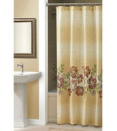 CroscillR Mosaic Shower Curtain