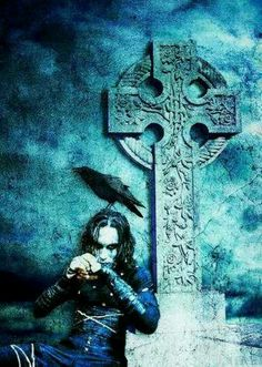 The Crow...One of my most favorite movies of all time! Amazing movie, amazing cast, amazing soundtrack!!