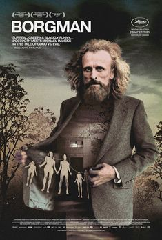Exclusive: Beautifully Surreal Poster For Festival Favorite 'Borgman' | The Playlist
