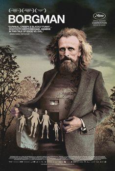 Beautifully Surreal Poster For Festival Favorite 'Borgman'