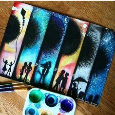 Peinture par Shining star draws
