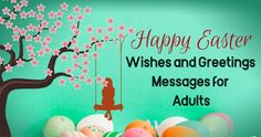 Happy Easter Messages Easter wishes Happy Easter Messages, Happy Easter Quotes, Happy Easter Wishes, Happy Easter Day, Easter Greeting Cards, Messages For Friends, Wishes For Friends, Wishes Messages, Happy Easter Wallpaper