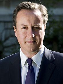 David Cameron, 1966 former British prime min.