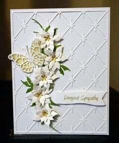 Sympathy Card by pturski - Cards and Paper Crafts at Splitcoaststampers