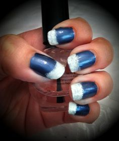 Nails for an Ice Queen