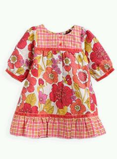 Adorable dress for baby girl!