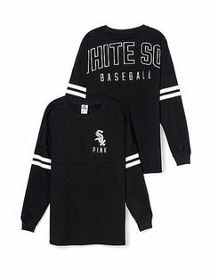 VS PINK CHICAGO White Sox Varsity Crew