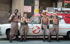 """""""Ghostbusters"""" All-Female Lead Success"""