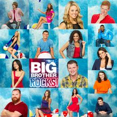 Big Brother 15 Cast.  Two more days!!!!  Excited After Dark isn't on showtime this year!!!