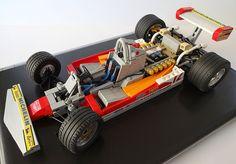 Lego Ferrari F1 chassis