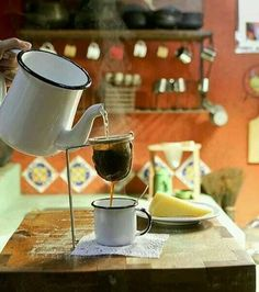 Hum delicia de café !!!