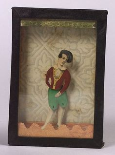 Sand Toy Automaton of a Dancing Boy, France, the
