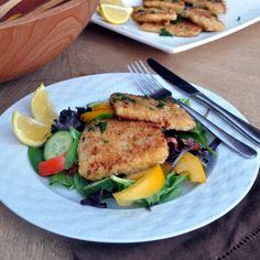 Crispy Calamari Steak by Cooking With Manuela