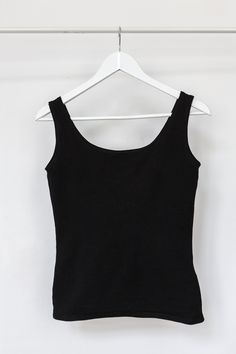 The product Tanktop Sophie schwarz is sold by anzuglich shop in our Tictail store. Tictail lets you create a beautiful online store for free - tictail.com