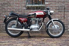 1970 Ducati 350 Mark 3 Desmo after full restoration.