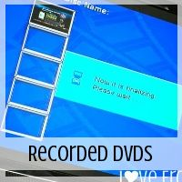 Deployment Gift Ideas: Recorded DVDs  // Love From Home