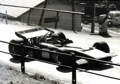 1970 Silvio Moser (Bellasi - Ford): Bellasi F1