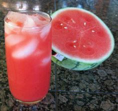 Watermelon & cayenne pepper metabolism booster 1/4 cup watermelon 1/8 tsp cayenne 1 cup water Blend, blend, blend Drink