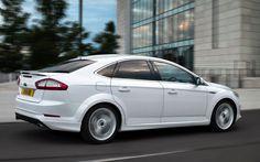 Ford Mondeo Titanium X Hatchback