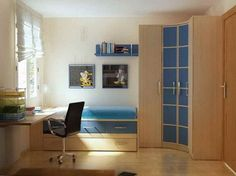 some best organizing tips for bedrooms with small bedroom