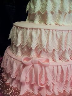 Lace cake`