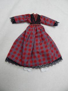 Toys & Hobbies Doll Lace Light Blue Victoria Lady Girl W/ Handbag 1:12 Dollhouse Miniature Clear-Cut Texture