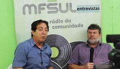 Programa MFsul Entrevistas – Entrevistado: Prefeito municipal Agnaldo David Maccari