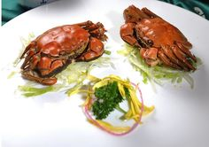 #Shanghainese #Buffet with #HairyCrab #MOfoodies