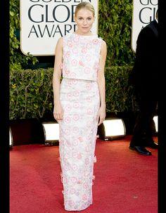 Sienna Miller Aux Golden Globes 2013
