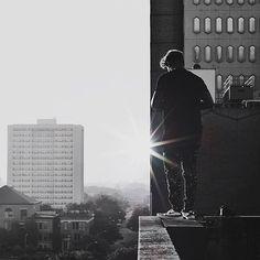 Jax city vibes from @flobuck #LensDistortions