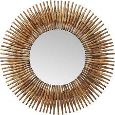 Mirror Sunlight Ø120cm - KARE Design