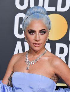 brand new 63786 147e2 Golden Globe 2019  i beauty look delle star