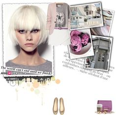 """Piccadilly circus (London)"" by punnky ❤ liked on Polyvore"