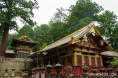 Temple And Shrine Bonanza In Nikko - Nerd Nomads