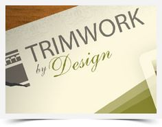 Design elements and small images of trim detail products added