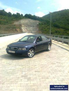 Audi A4 (1996) on automotobook.com