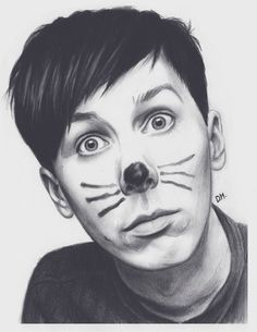 Phil <<< alright I'm going to bed now, take this awesome fanart of him and have a good night everyone :)
