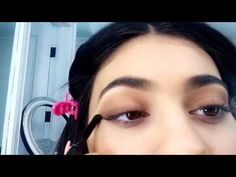 Kylie Jenner gives a Snapchat makeup tutorial using her KYShadow [FULL VIDEO] - YouTube