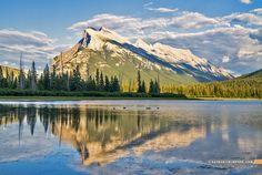 Mount Rundle Canada. [OC] [1200x806]