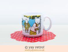 Rupert mug!