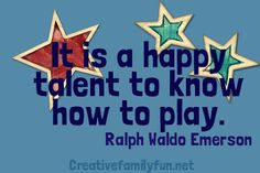 Know How To Play ~ Creative Family Fun ~ How often do you allow your kids to just play? Educational Websites, Educational Technology, Physical Activities, Family Activities, Outdoor Activities, Teaching From Rest, Kids Pages, Preschool Class, Childhood Education